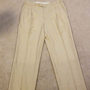 Ermenegildo Zegna Mens Dress Pants